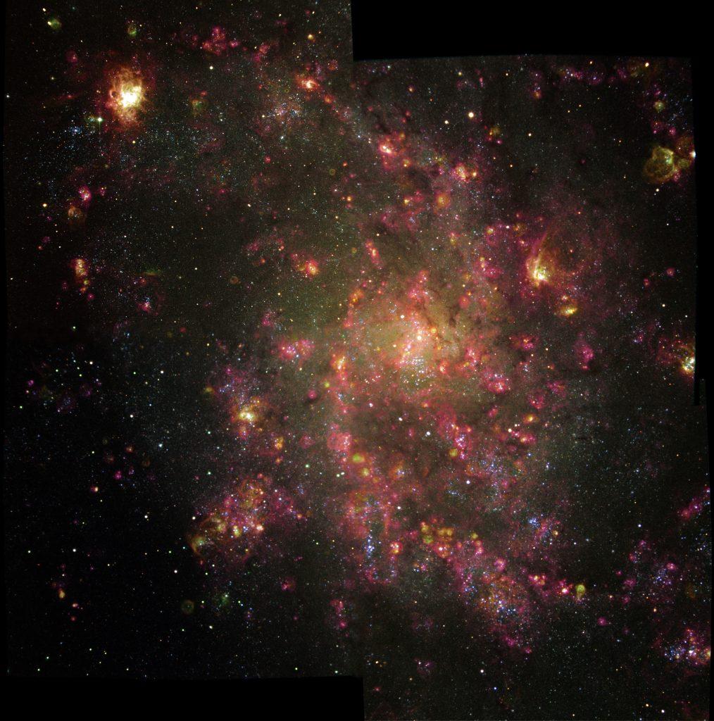 The galaxy M33