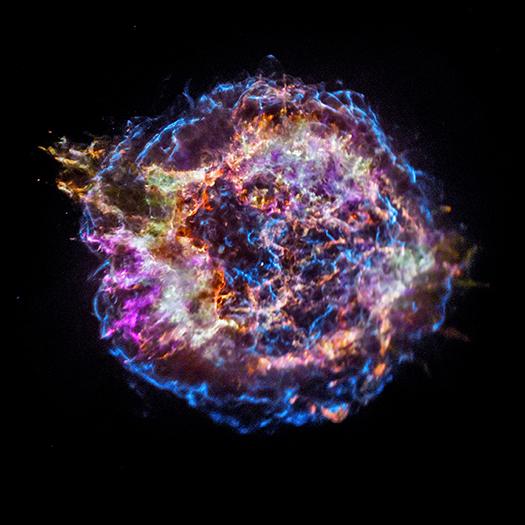 Cas A Supernova Remnant