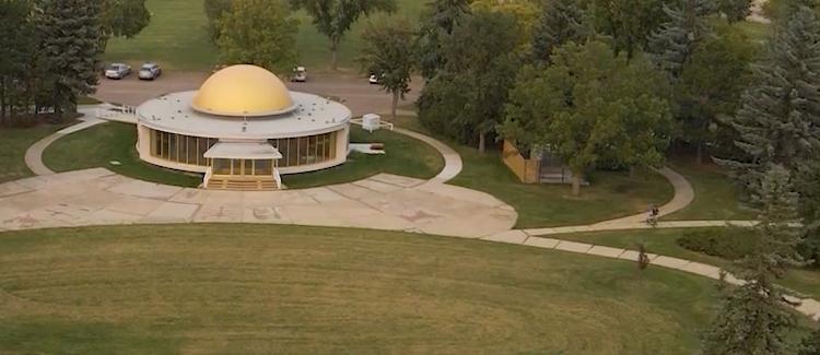 The Queen Elizabeth Planetarium